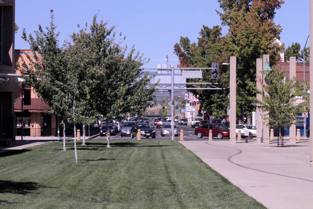 See How the Redding City Council Plans To Transform Downtown Redding