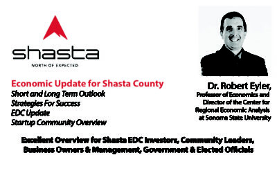 Economic Update for Shasta County June 13th