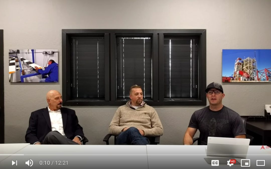 Tony Giovanello and Todd Jones from Shasta EDC Talk about North State Giving Tuesday & Startup Redding Weekend