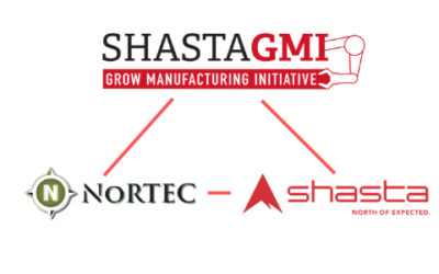 NEWS RELEASE: NORTEC EXTENDS SUPPORT TO SHASTA EDC FOR THE SHASTA GROWING MANUFACTURING INITIATIVE (GMI) THROUGH JULY