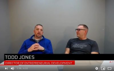 Todd Jones Discusses Redding Venture Conference